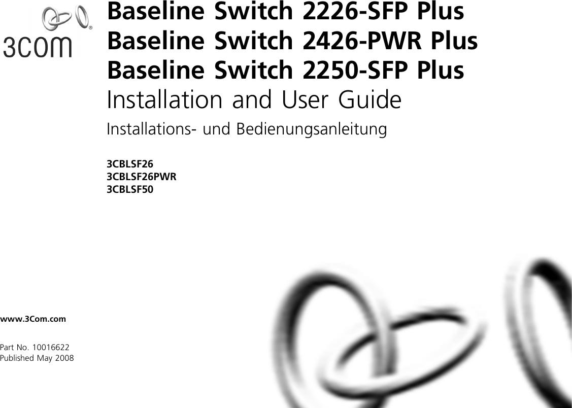 3cblsf50 firmware
