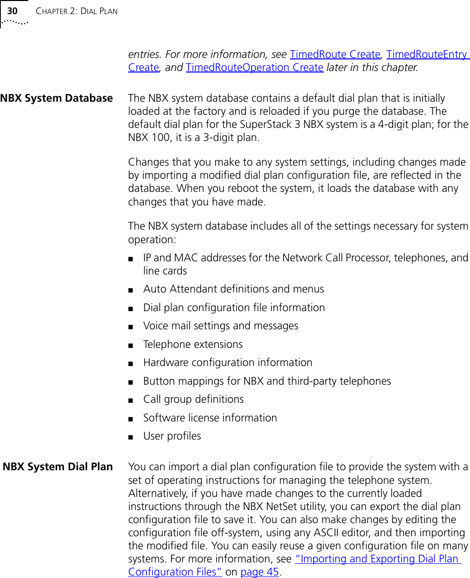 3Com Nbx 100 Owners Manual Administrator's Guide