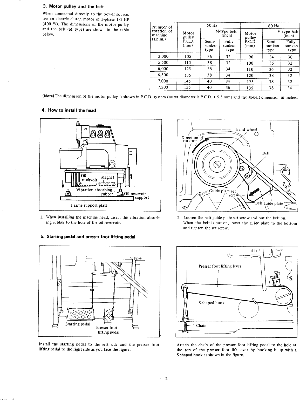 ACE&EASTMAN Mo 800 Instruction Manual User