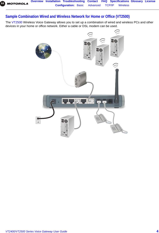 Ireless Voice Gateway Arris Group — Totoku