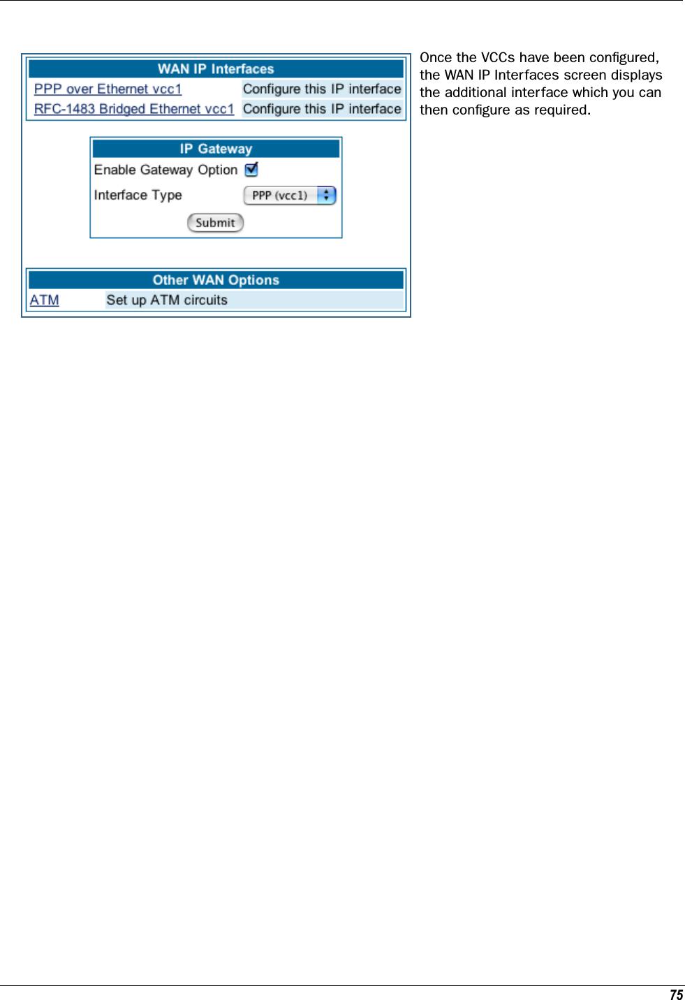 ARRIS 224762 ADSL2+802 11b/g Ethernet Modem User Manual