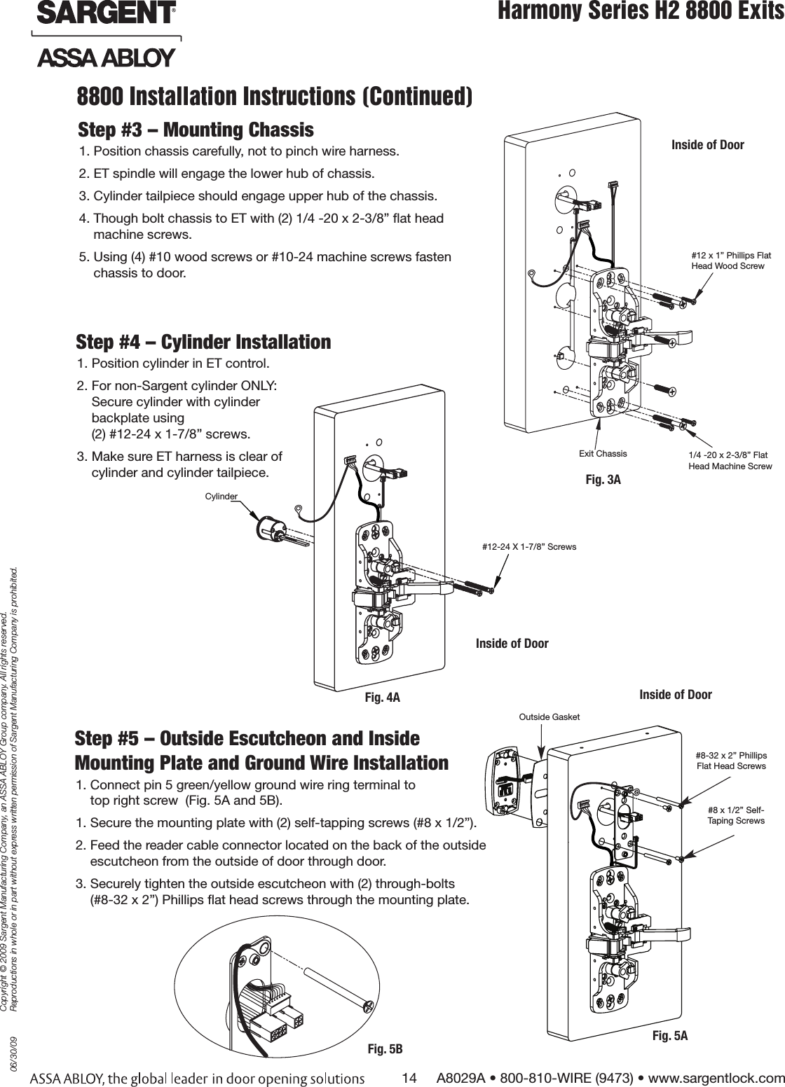 Assaloy Scyprox2 Harmony H2 Series Lock User Manual Fcc