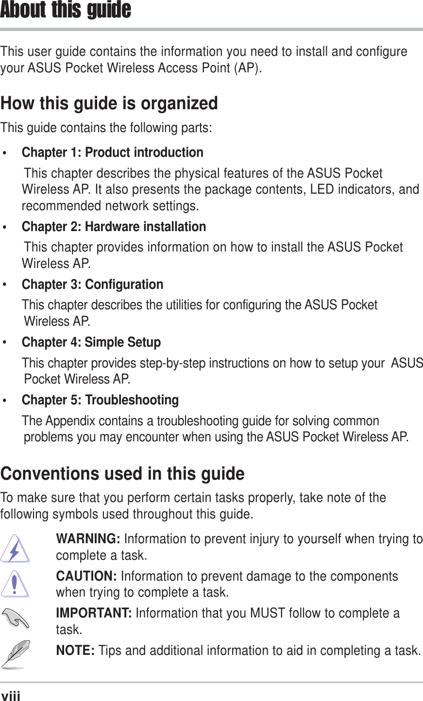 Computer troubleshooting guide images free troubleshooting examples asustek computer wl330g pocket wireless access point user manual page 6 of asustek computer wl330g pocket sciox Image collections