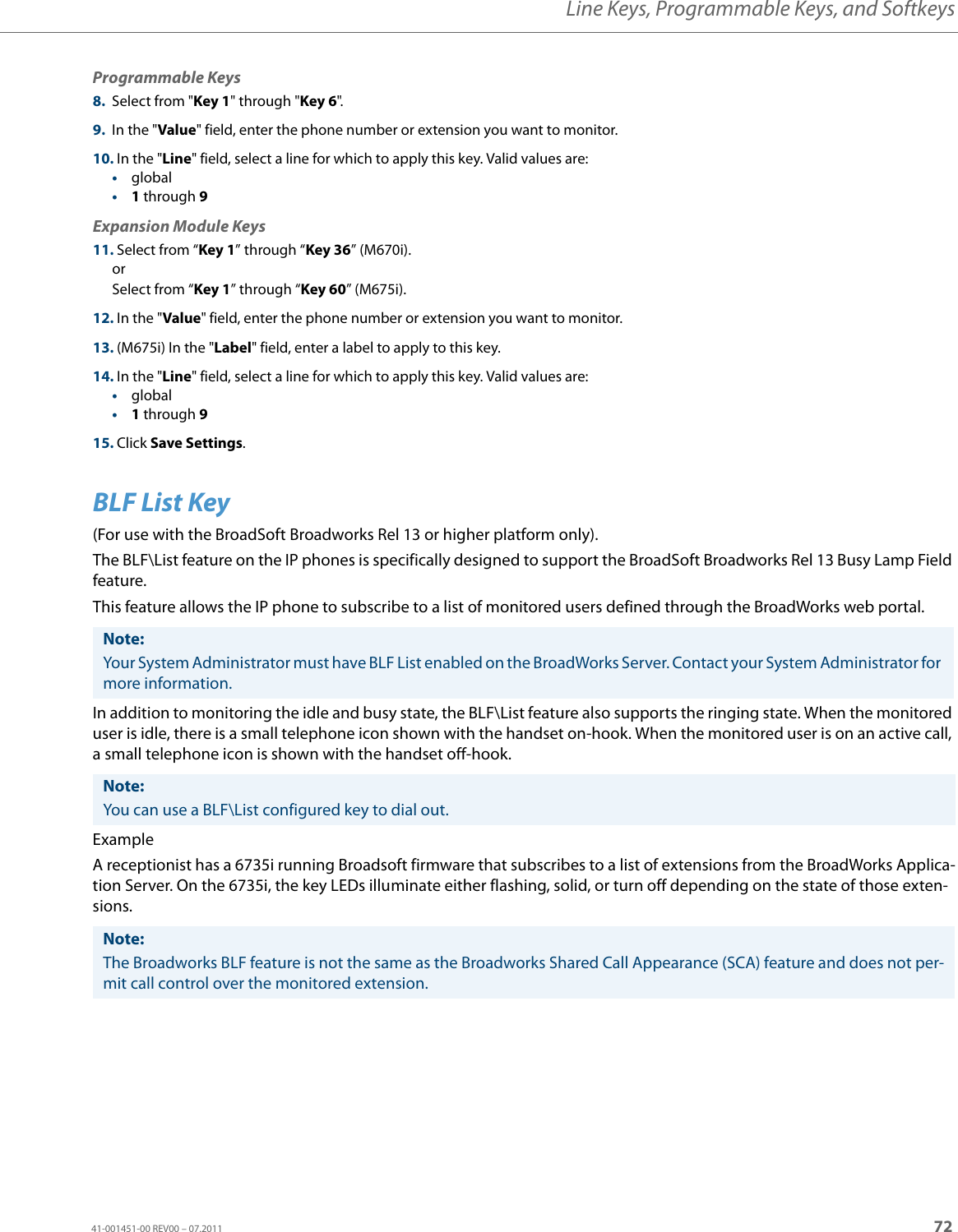 Aastra 6735I Users Manual IP Phone