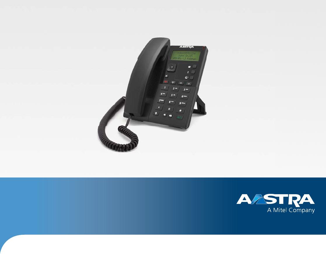 Aastra 6863i Users Manual Ip Phone Telephone Wiring On Lju 2 3a Extension Socket Model Sip