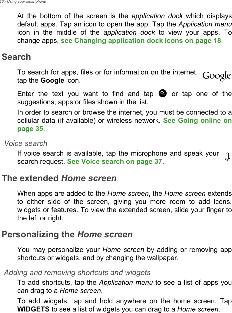 How To Remove Google Voice Search From Home Screen Four Ways