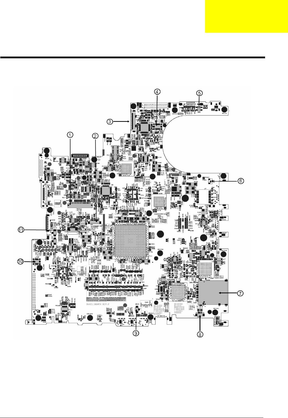 Acer 4000 Users Manual Sg Tm2300 Tm4000 Tm4500 Logitech Z 2300 Circuit Diagram Chapter 5 93
