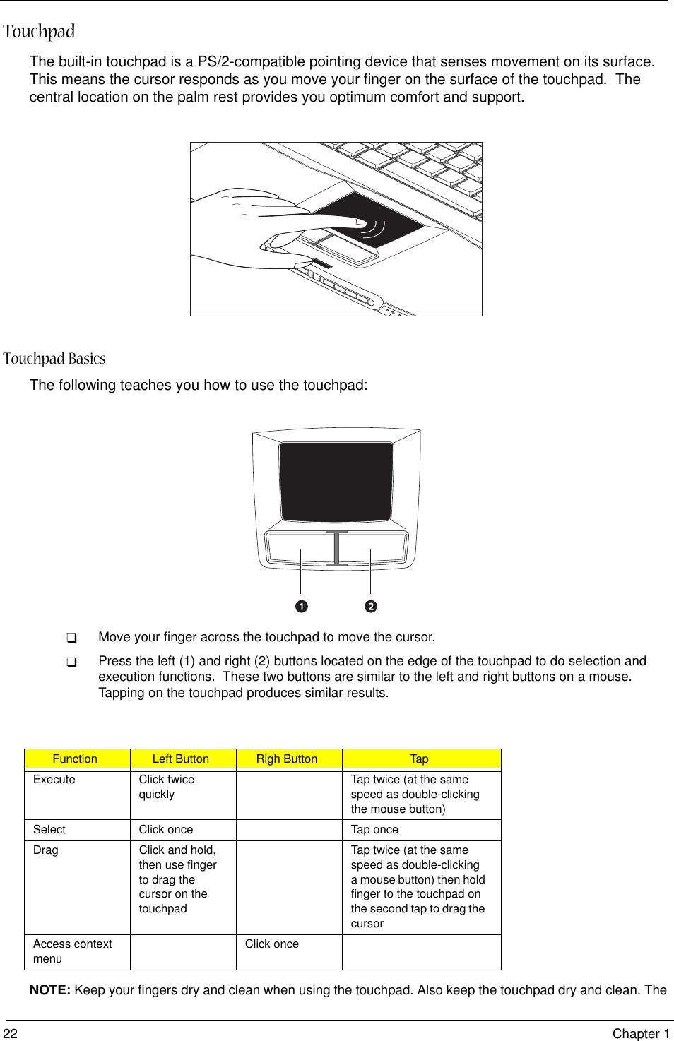 Acer Aspire 1400 Series Users Manual AS1400