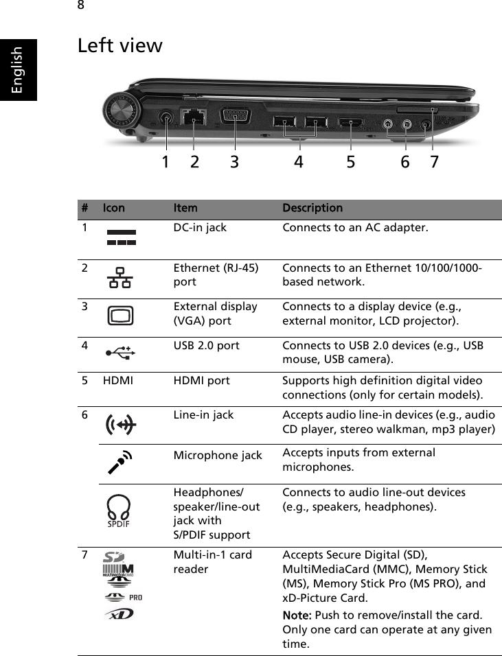Acer Aspire 4740 Series Users Manual JV40_CP_AS4740_QG