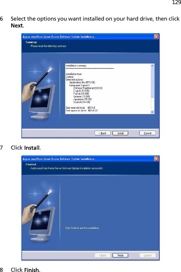 acer altos easystore software download