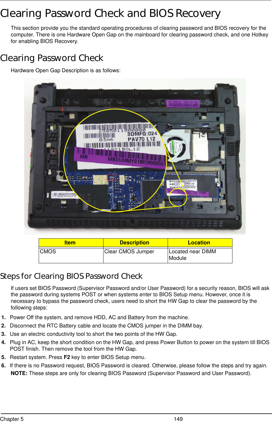 Acer Aspire One D255 Service Manual Series_SG