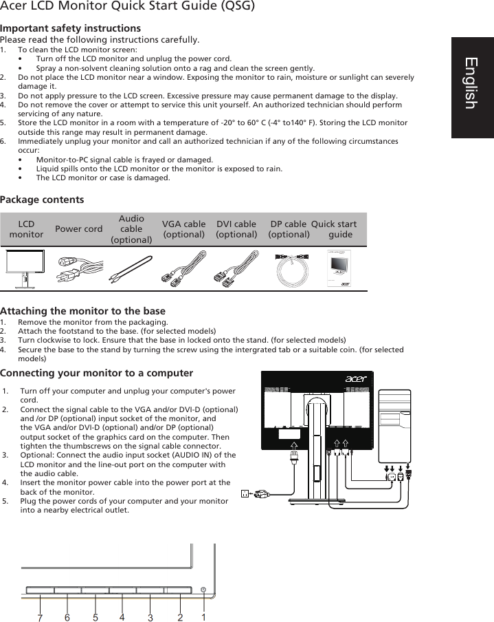 acer n214 manual