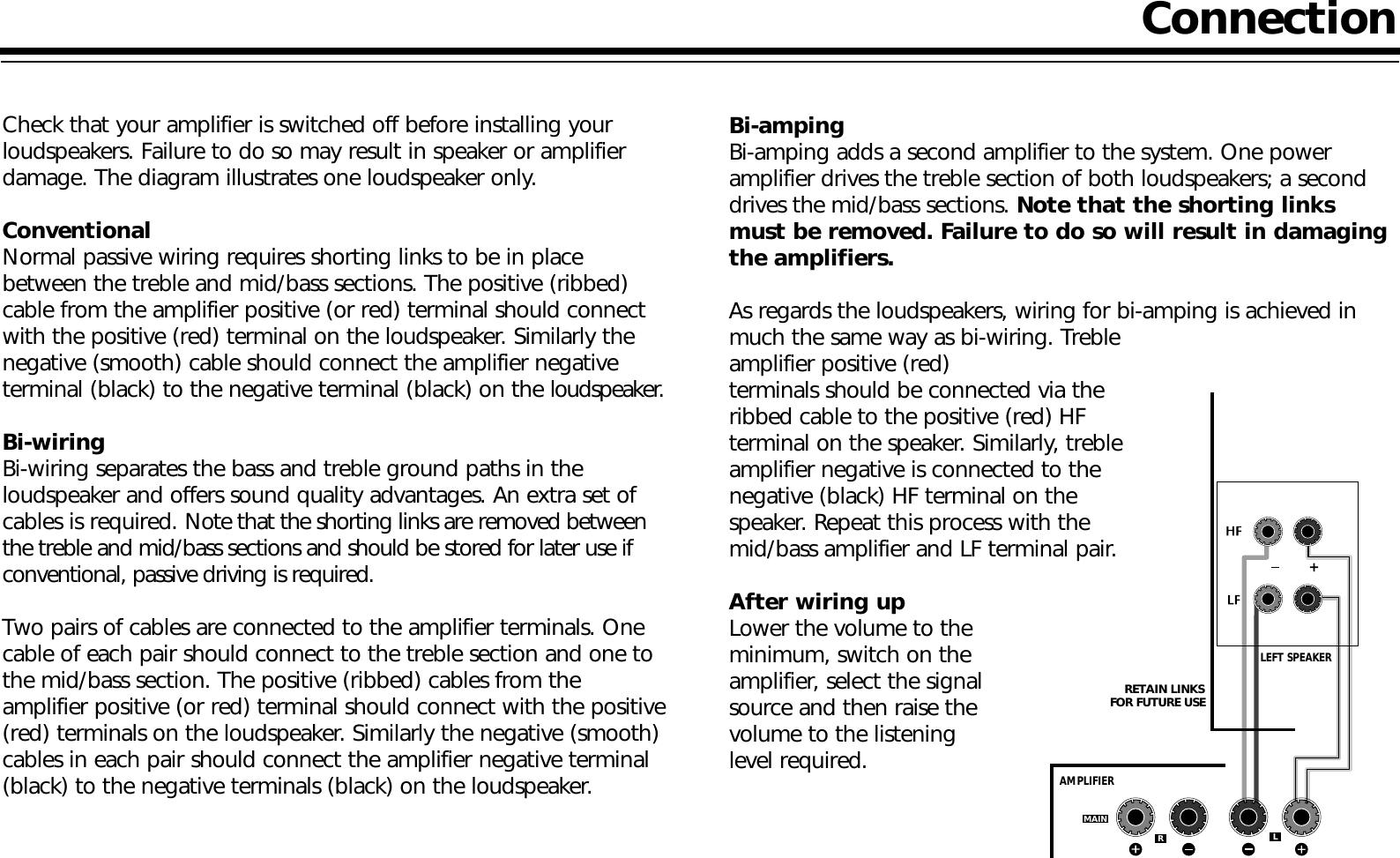 Acoustic Energy Aelite Three Users Manual Aesprit 300