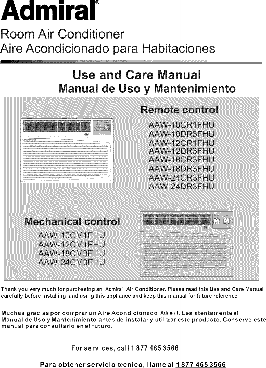 admiral kelon aaw 10cr1fhu user manual air conditioner manuals and rh usermanual wiki Admiral Air Conditioner Controls Admiral Portable Air Conditioner