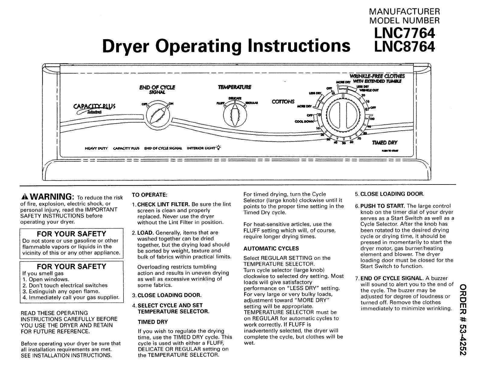 Admiral Dryer Schematic Trusted Wiring Diagrams Diagram Lnc7764a71 User Manual Manuals And Guides L0905177 Gas Schematics