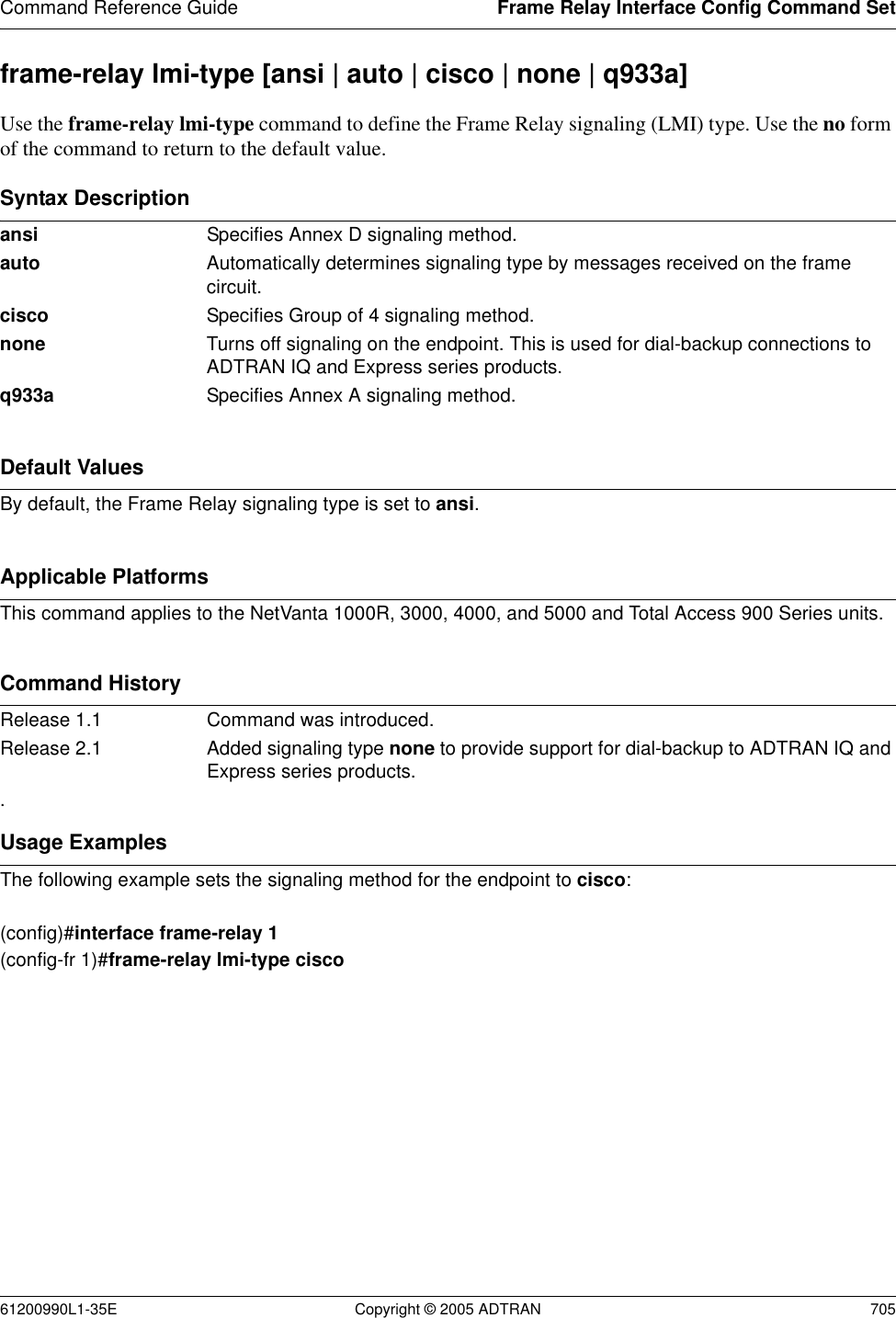 Adtran Total Access 5000 Command Reference Manual ManualsLib
