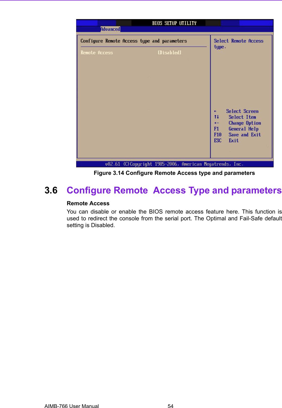 Advantech Aimb 766 Users Manual 766_User_Manual_Ed 1