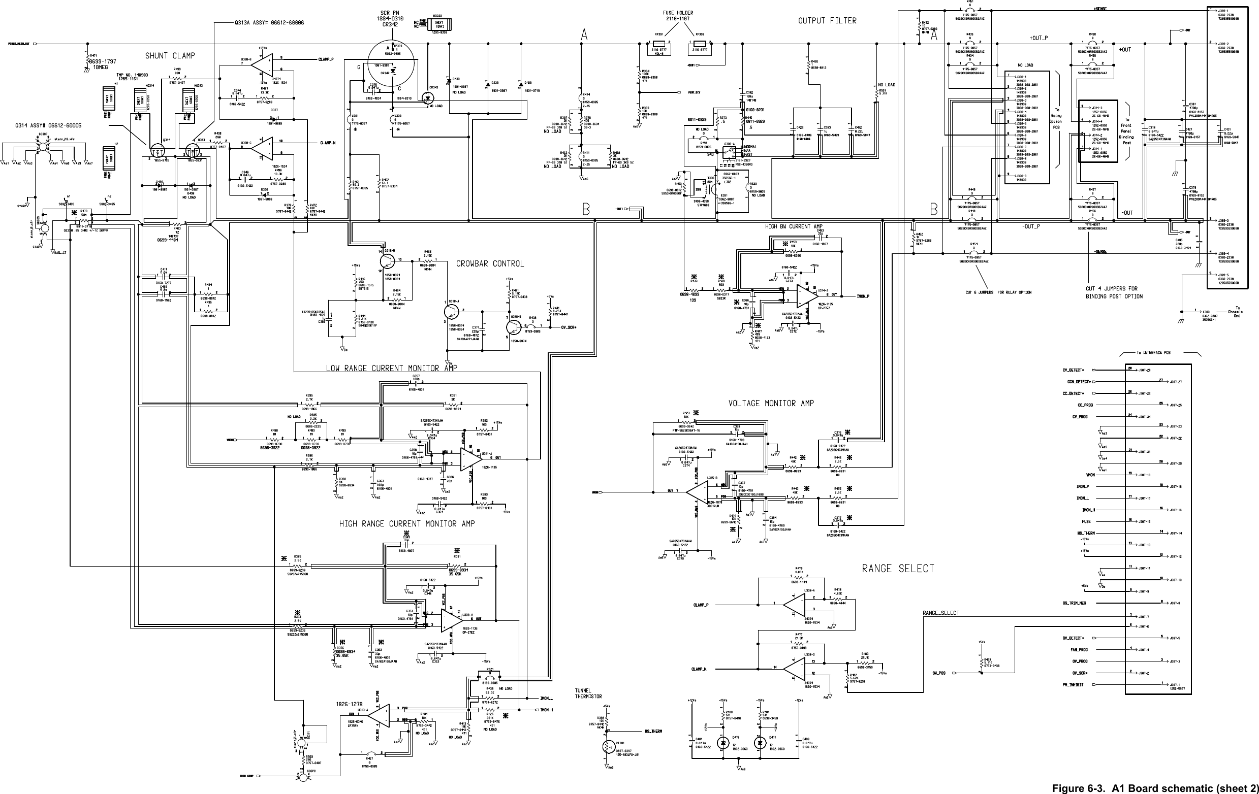 Agilent Technologies Power Supply 6632B Users Manual 66332A, 6634B