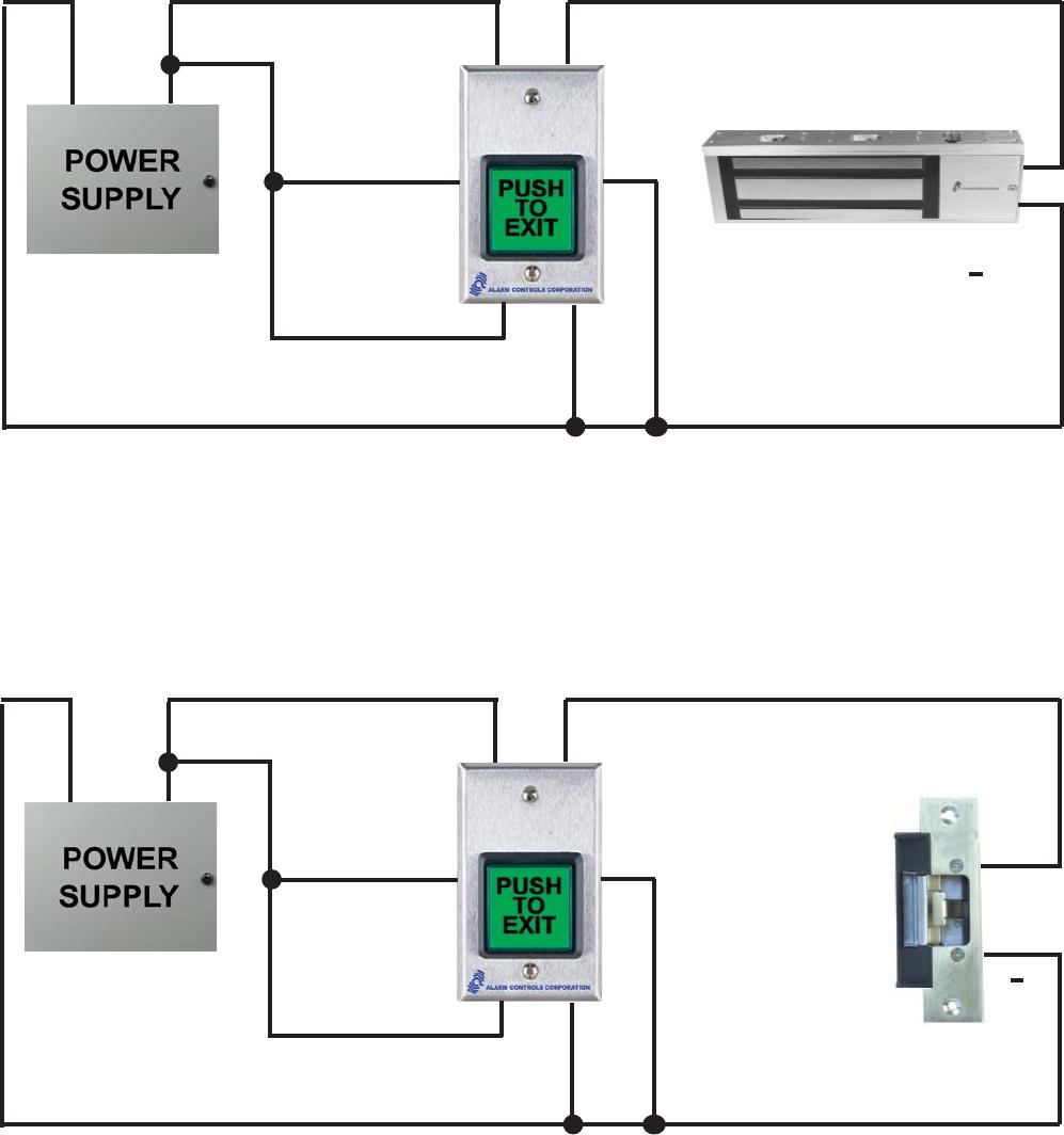 Alarm Controls Ts 2t Cutsheet 5t Installation 5tinstallation