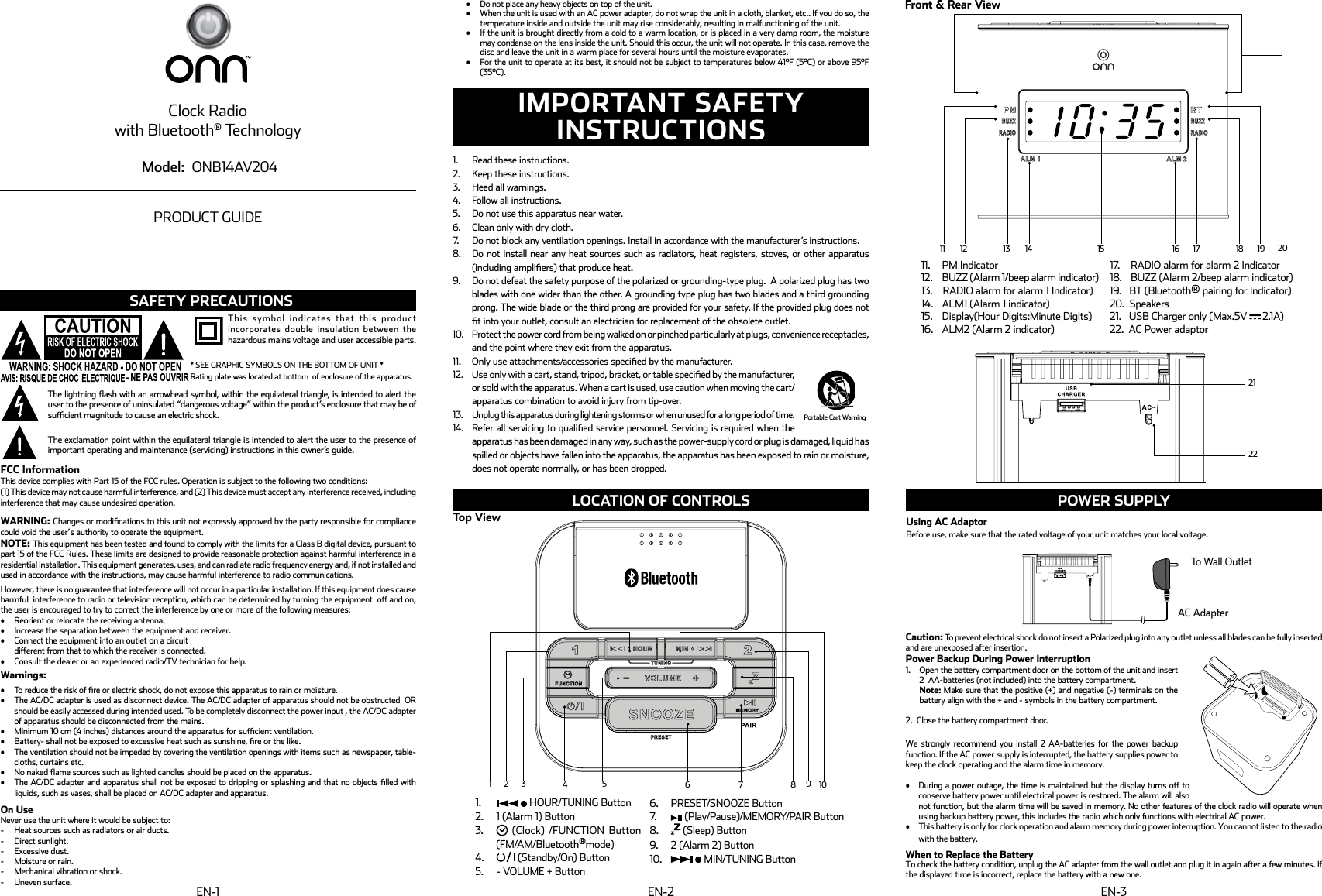electronics manual