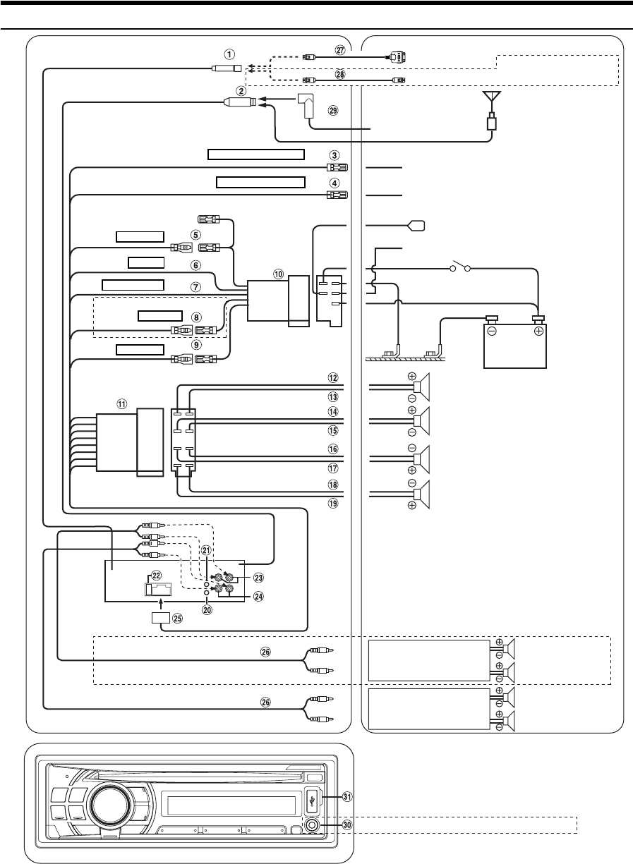 Alpine Cde 104bti Users Manual 103bt 102ri 101r Ip Fuse Panelcar Wiring Diagram 36 En