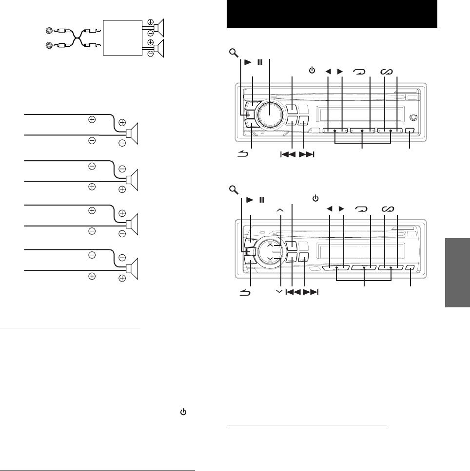 Alpine Cde 9872 Users Manual 9874 Wiring Diagram 17 Es