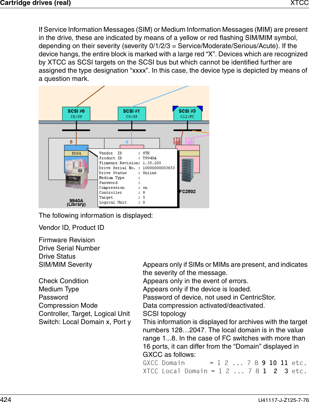 Alpine Centricstor V3 1D Users Manual V3 1D User Guide
