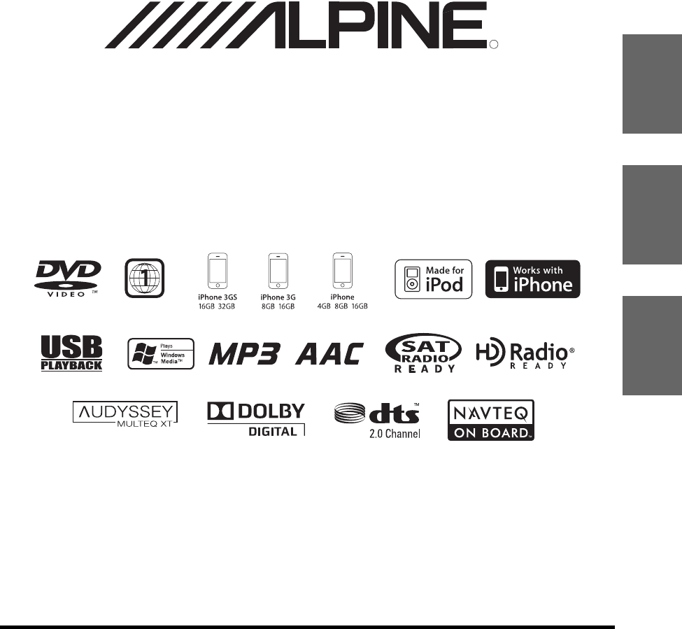 Alpine Ina W900 Users Manual Wiring Diagram Designed By Japan