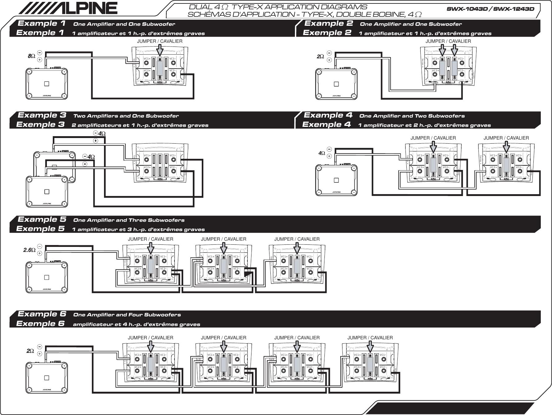 Alpine Type X Swx 1043d Users Manual Tx 07 03 08分頁