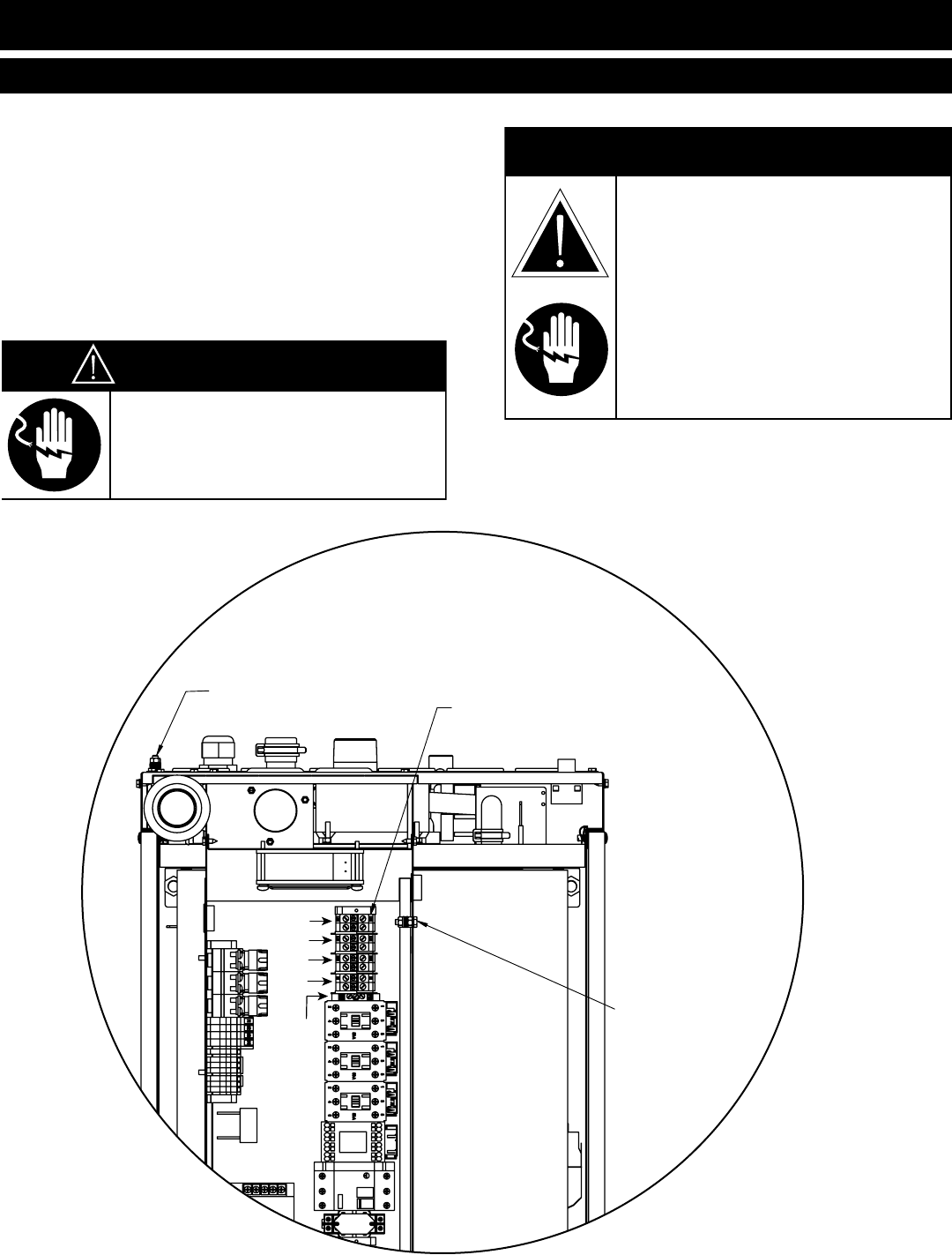 Alto Shaam 4 10esi Users Manual Wiring Diagram Installation 11