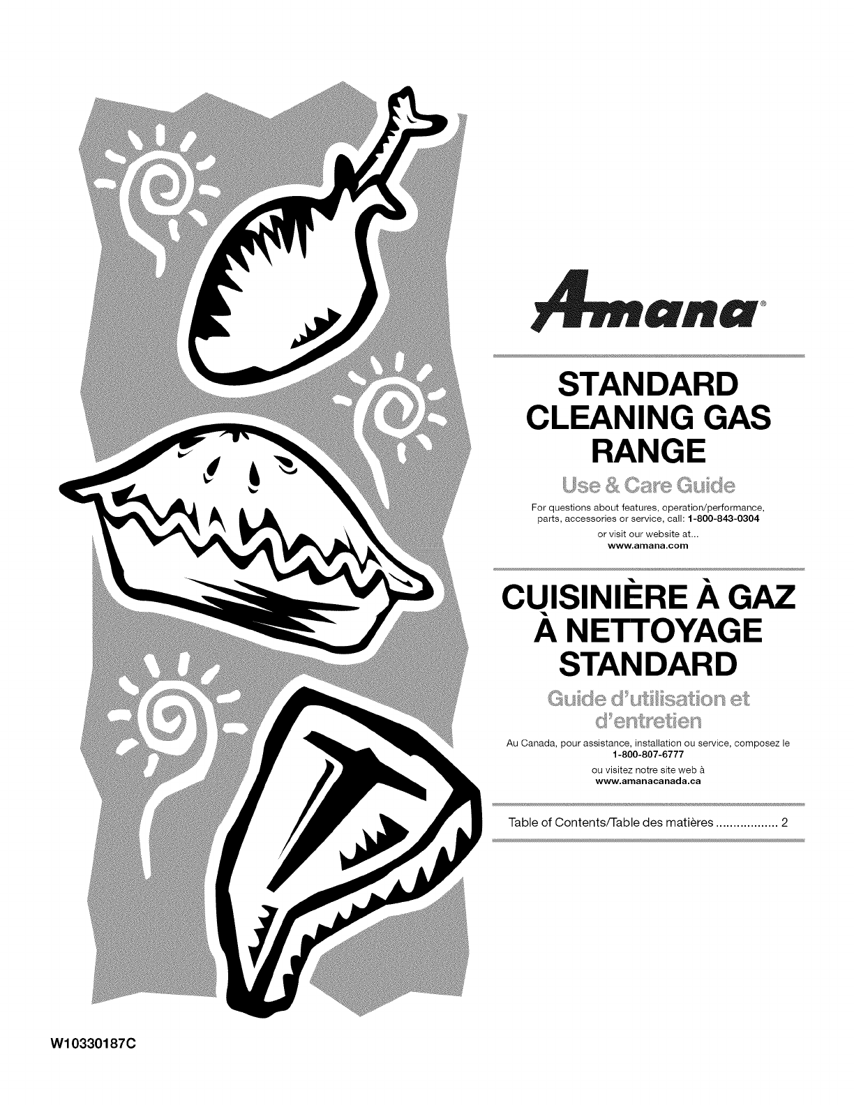 Amana Gas Range Manual Stove Wiring Diagram Agr User Freestanding Electron Manuals And Guides 1224x1584