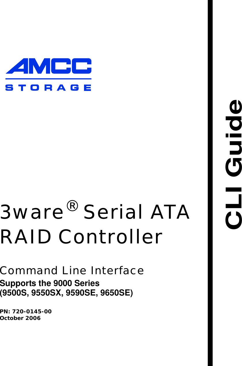 AMCC RAID 7000/8000 Manager Driver for Mac Download