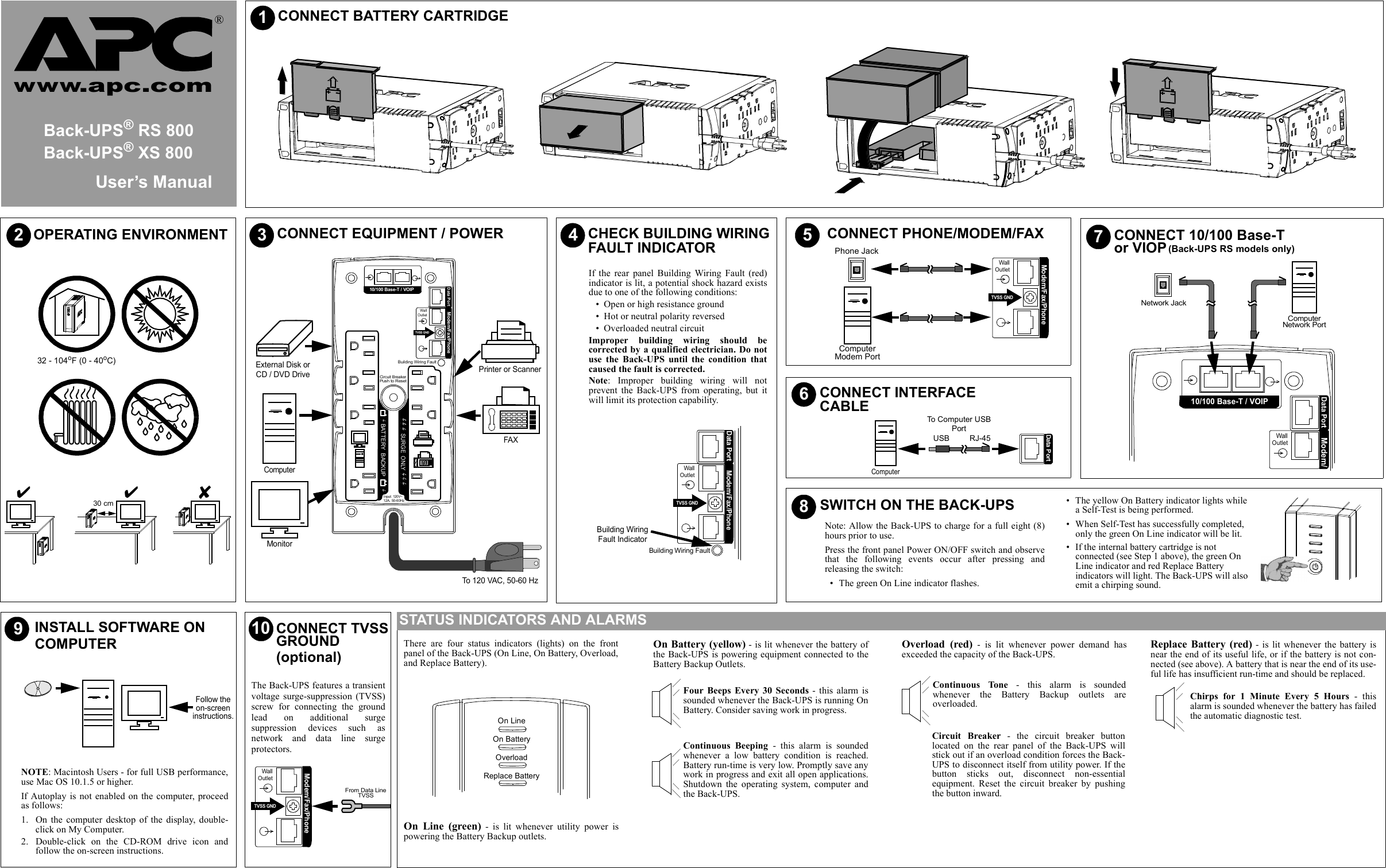 american power conversion rs 800 users manual 990 1434 en rev03 mif rh usermanual wiki Online User Guide User Guide Cover