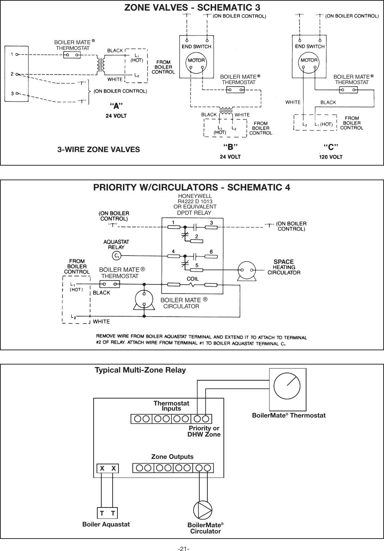 Amtrol Wiring Diagram - Schema Wiring Diagrams on