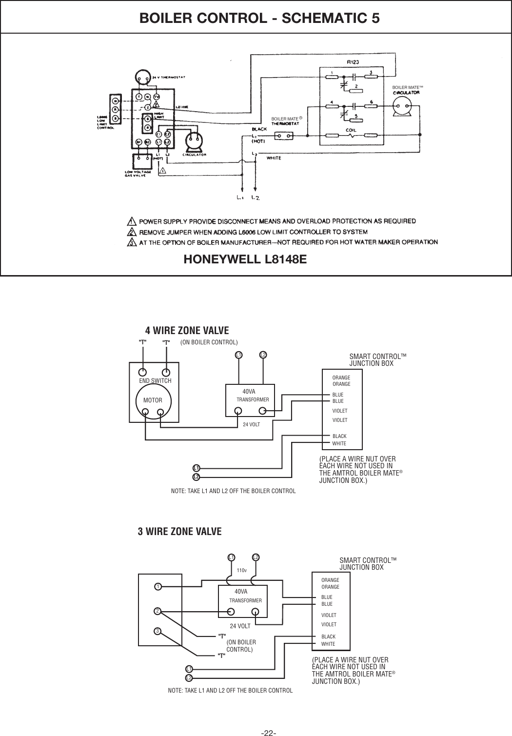 Amtrol Boilermate Rtr Installation Manual 9040 586 07_08
