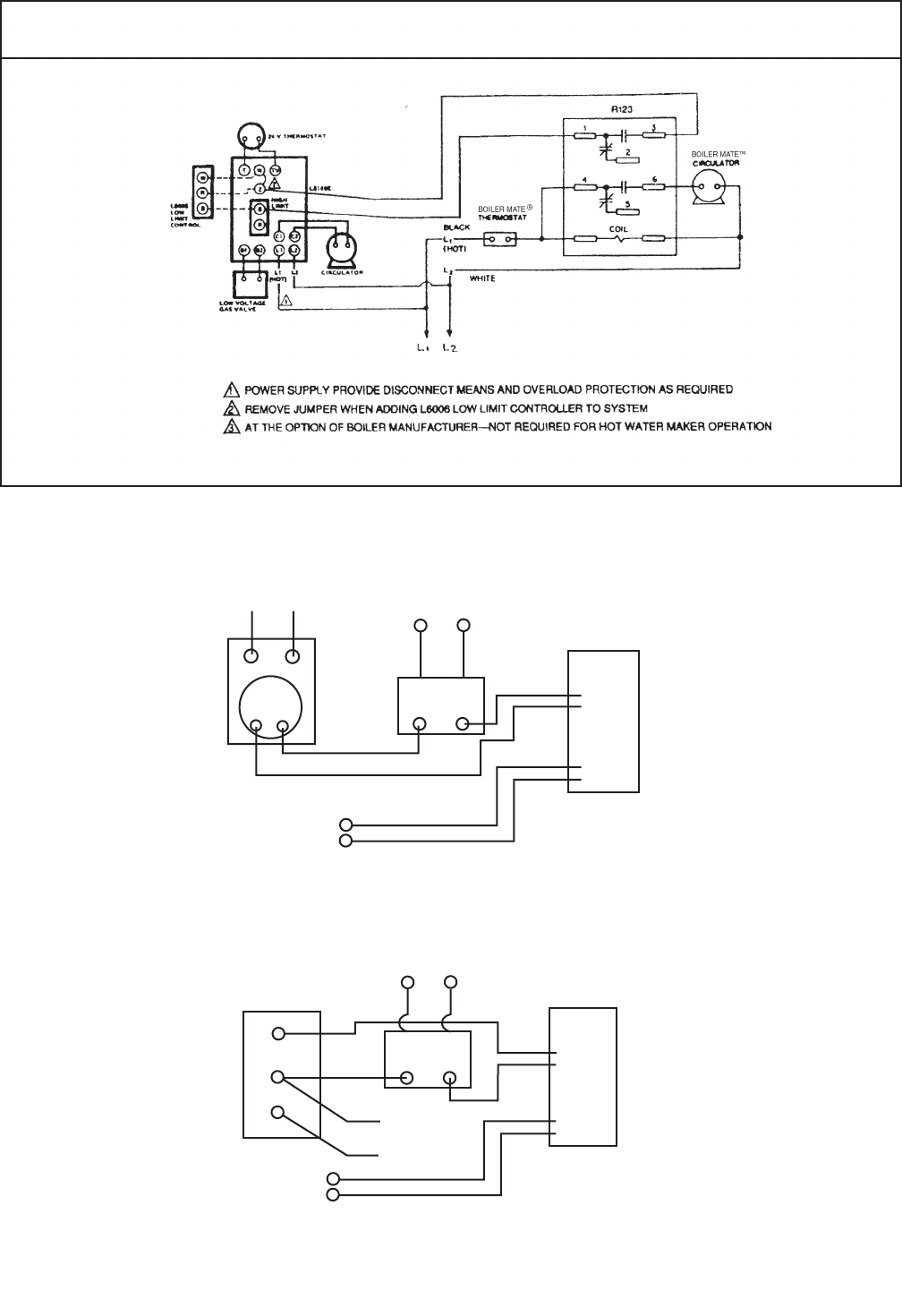 amtrol boilermate rtr installation manual 9040 586 07 08 indirect io rh usermanual wiki amtrol 940r101 wiring diagram installation amtrol wiring diagram reversing motor skill 3