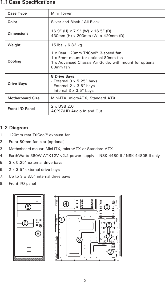 Antec 3 Speed Fan Wiring Diagram from usermanual.wiki