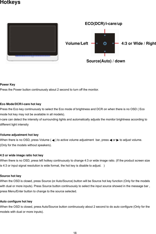Aoc E2237Fwh Users Manual E2237Fw Monitor User Guide