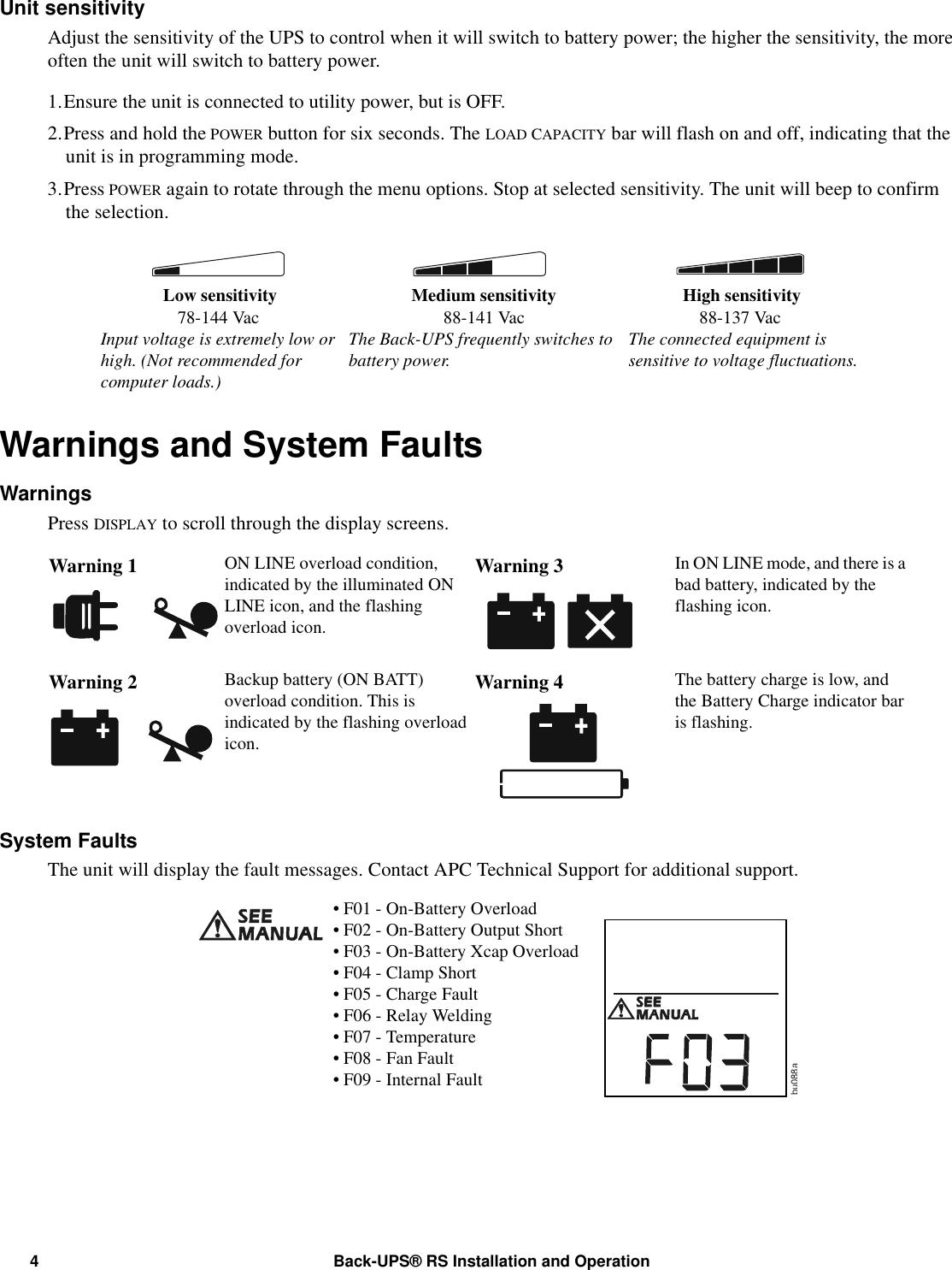 Apc Back Ups Br700G Users Manual BU IQ 990 3583 EN