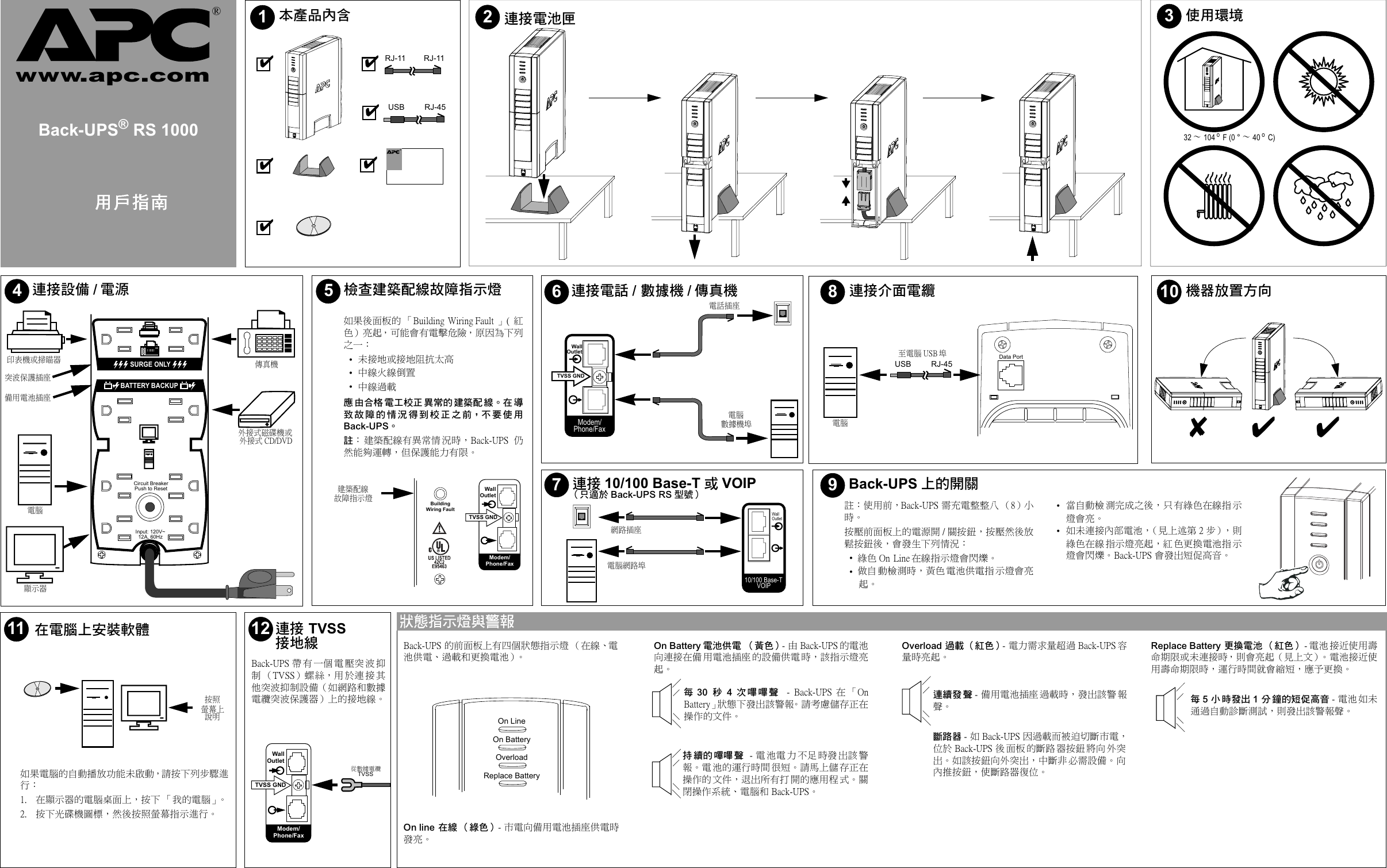 Apc Back Ups Diagram - Wiring Diagrams ROCK