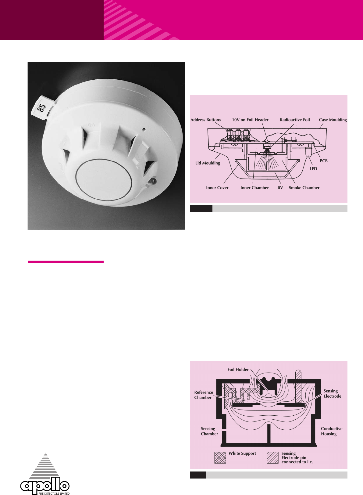 Apollo Xp95 Users Manual Smoke Detector Wiring Diagram Page