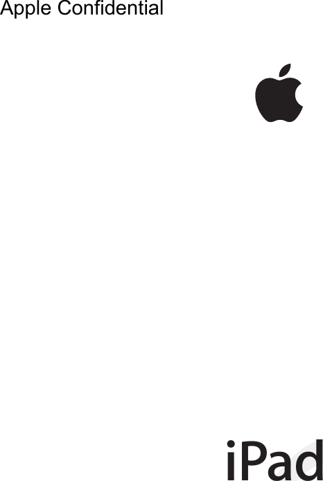 Apple A1474 Tablet Device User Manual Ipad User Guide V1 0 Part1
