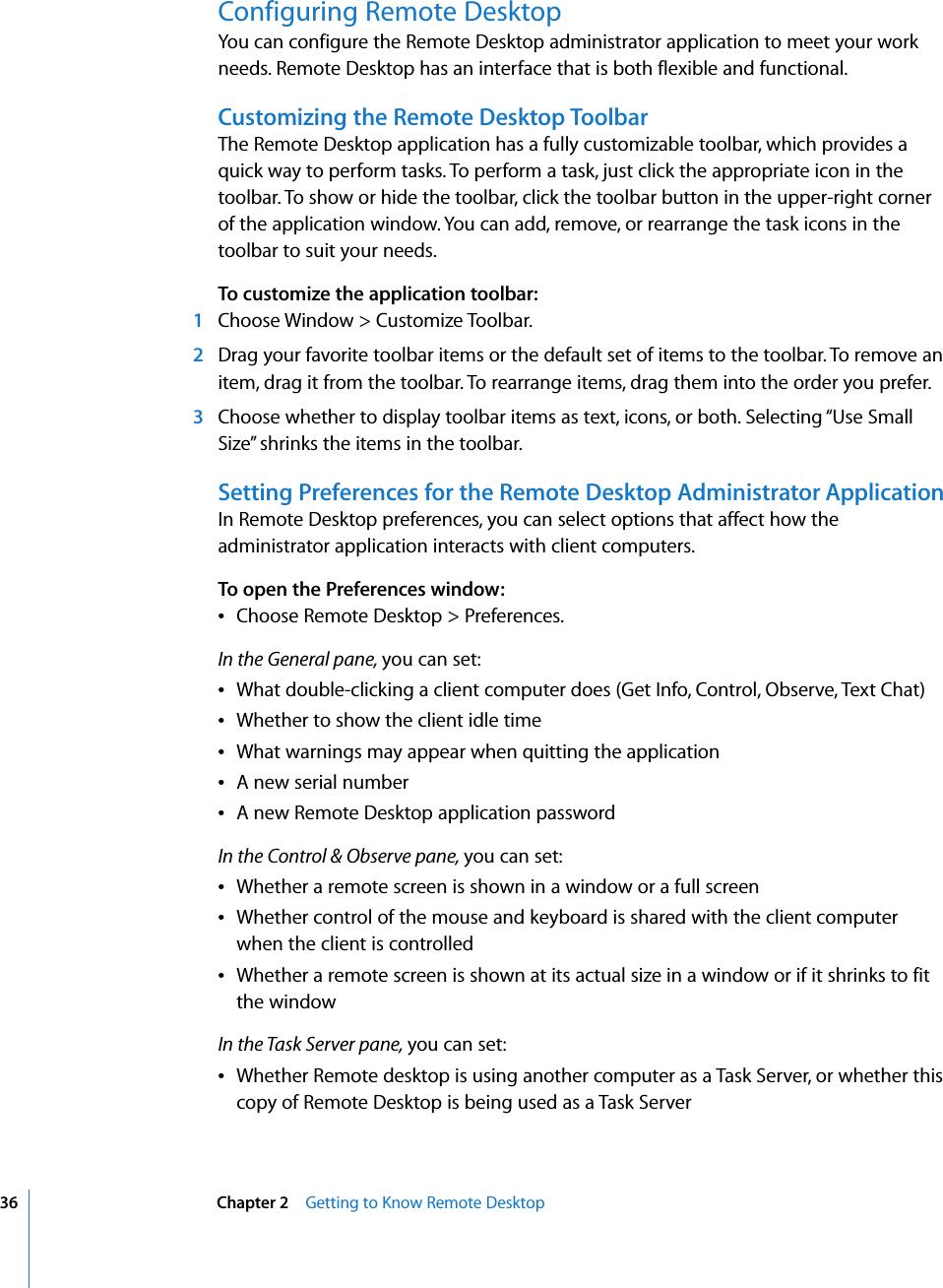 Apple AppleRemoteDesktop3 X Remote Desktop 3 0