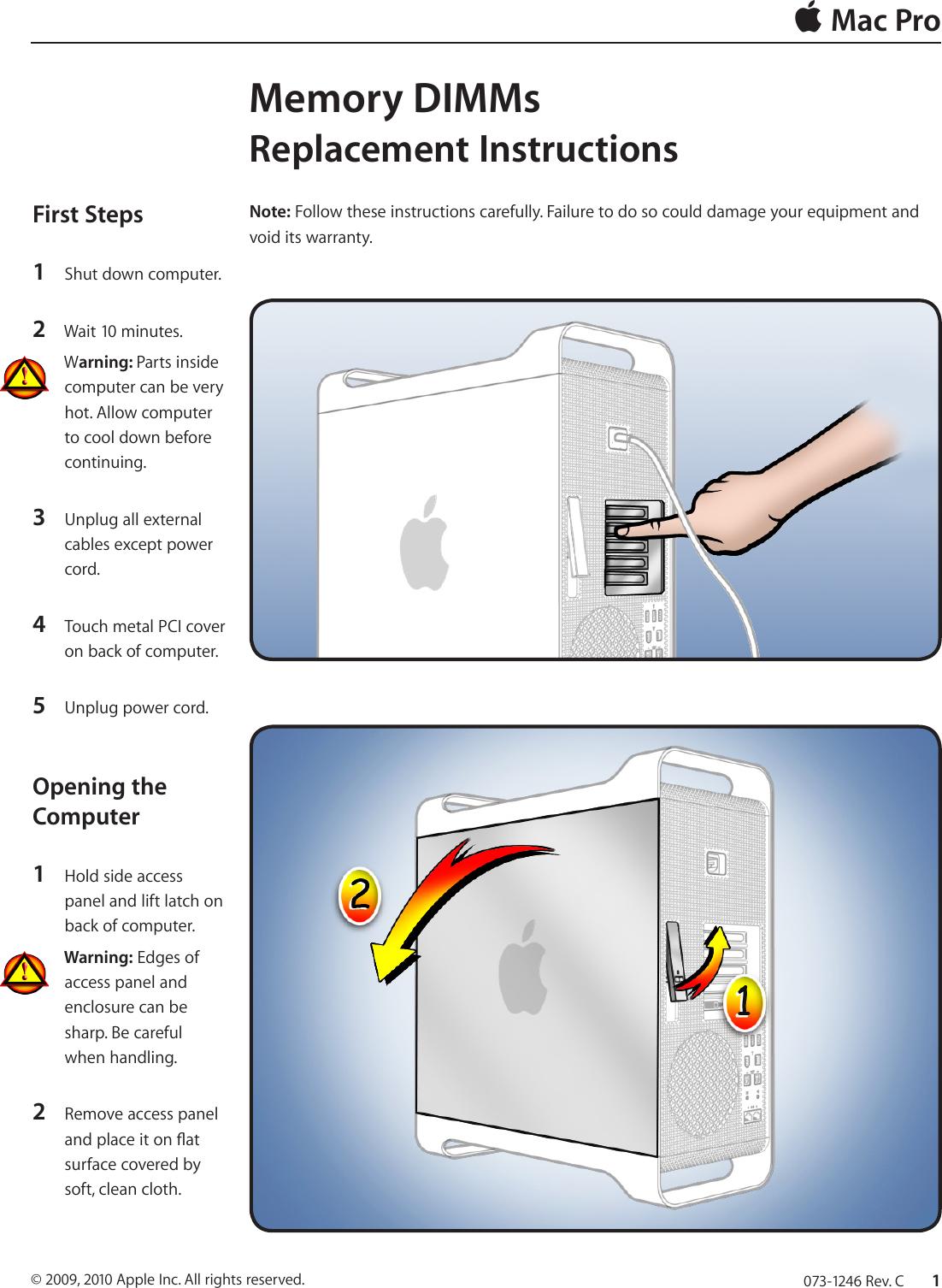 apple macpro early2009 user manual mac pro early2009and mid2010 rh usermanual wiki 2009 Mac Pro Power Supply 2009 Mac Pro Power Supply