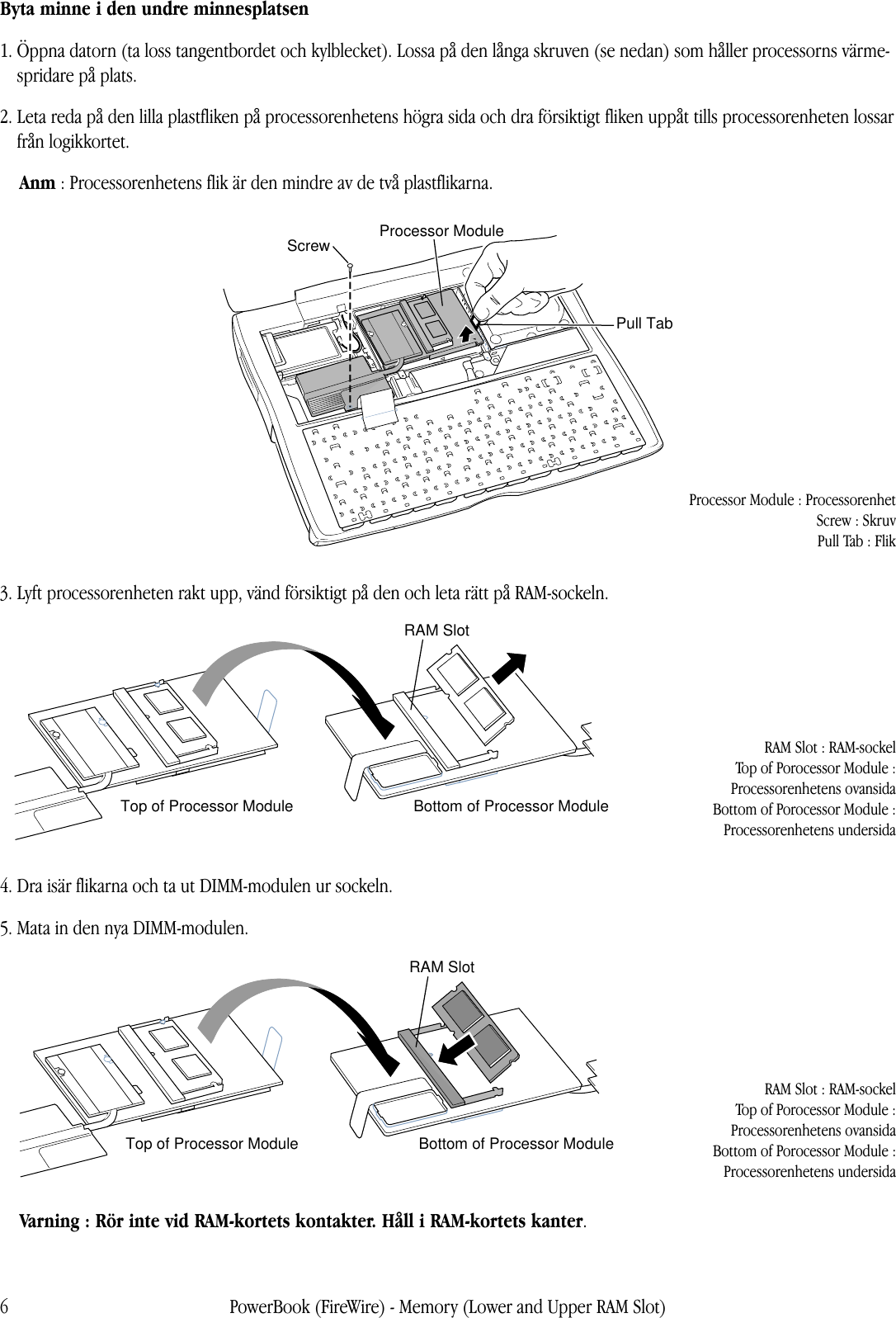 Apple Powerbookfirewire Memory User Manual Power Bookfire Wire Firewire Diagram Page 6 Of 9 Book