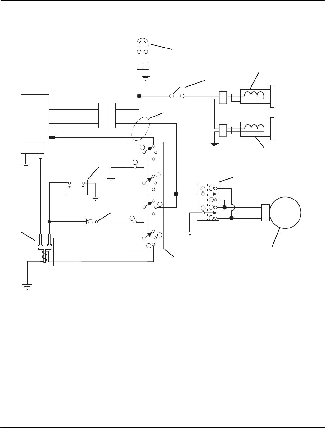 Ariens 1028 Wiring Diagram Electrical Diagrams 924116 Users Manual Sno Thro Tecumseh