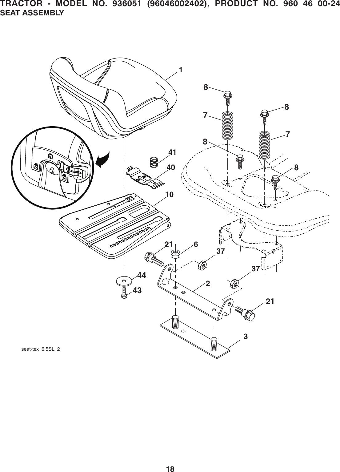 on 936051 ariens wiring diagram