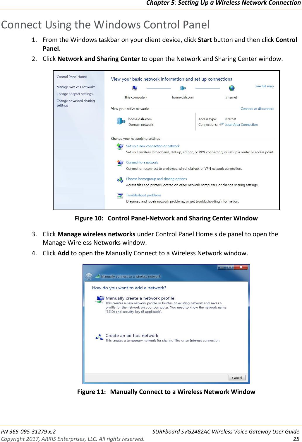 Arris SVG2482AC User Guide Manual SVG2482AC: UG