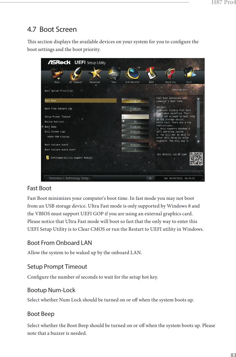 Asrock H87 Pro4 Owner S Manual