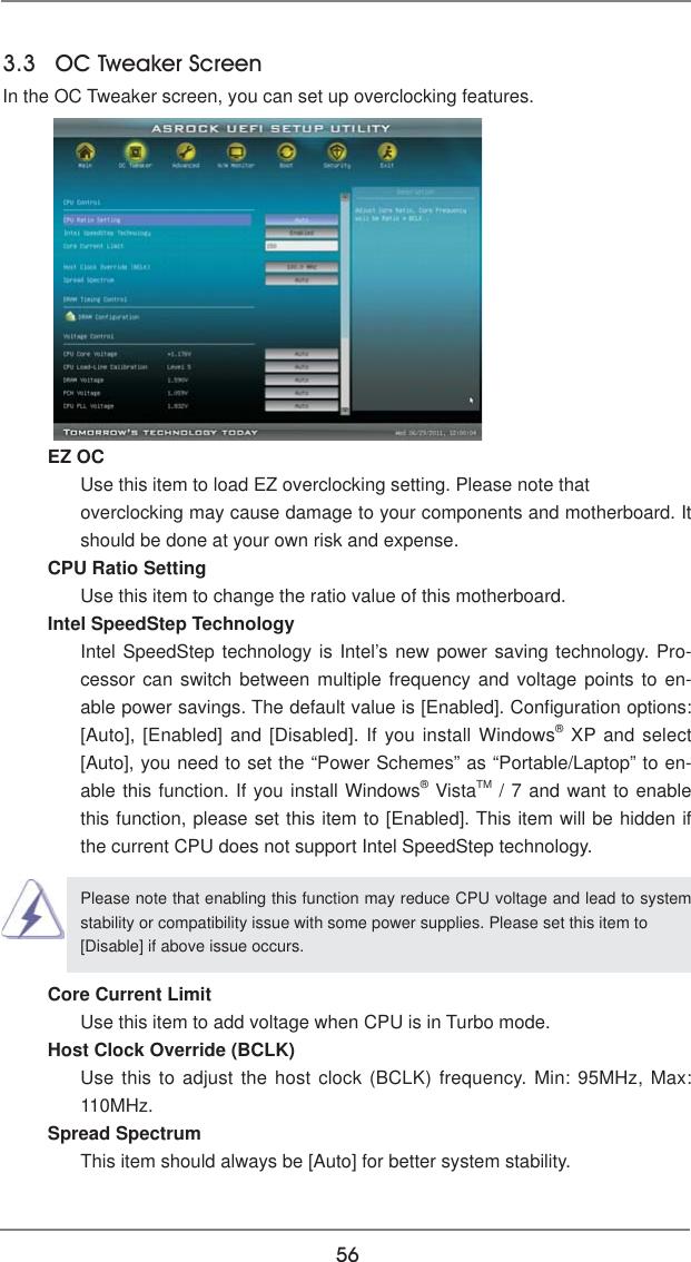 Chipset Initialization Error Asrock